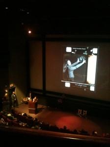 Jill Sharpe receives Finale Artistic Achievement Award