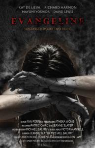 Evangeline Web Poster