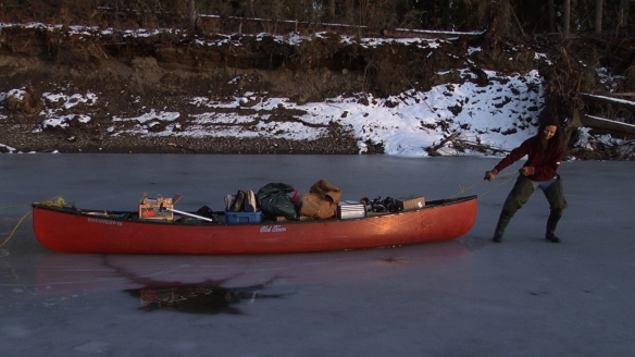 "Suzanne Crocker finds happiness in the Yukon wilderness in her doc ""All the time in the World"""