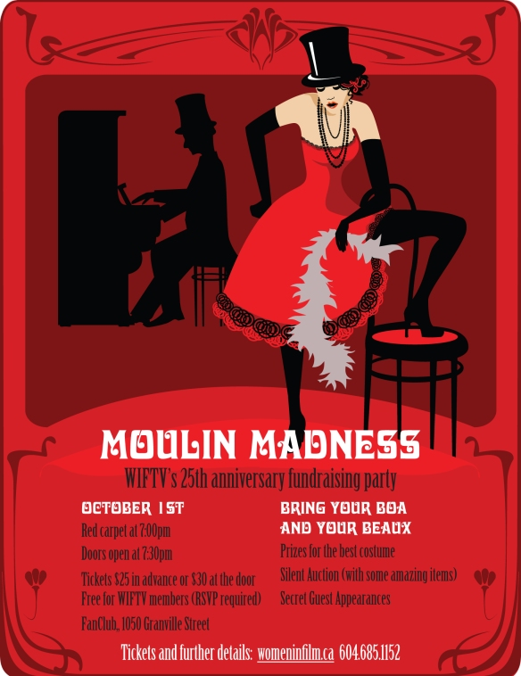How to Rent, Shop, and Accessorize for Women in Film's Moulin Madness fundraising party
