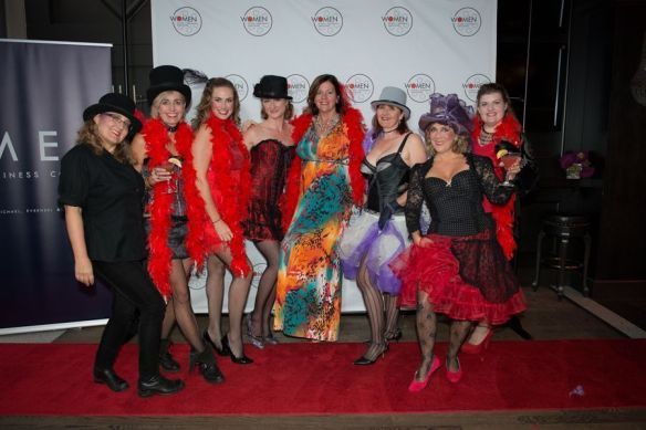 Fashion flared at WIFTV's Moulin Madness party