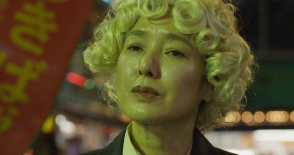 Kaori Momoi as Setsuko in Oh Lucy!