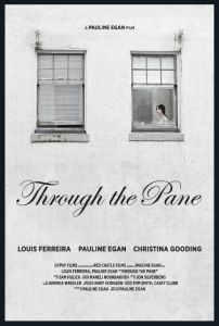 THROUGH THE PANE POSTER