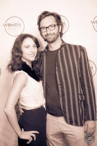 Christina Sicoli and husband