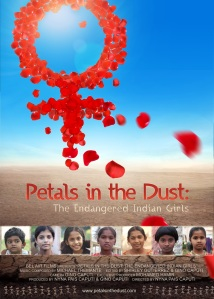 Petals in the Dust Poster